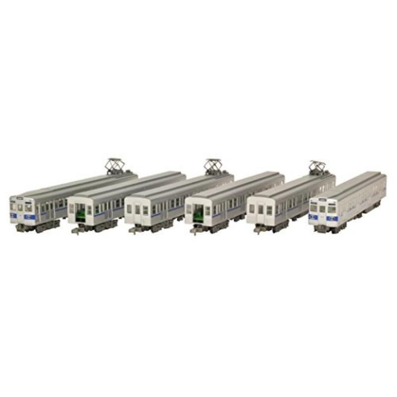 トミーテック(TOMYTEC) 267935 鉄道コレクション 都営6000形(非冷房)三田線 6両セット