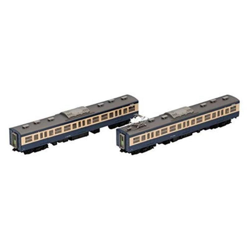トミックス(TOMIX) HOゲージ 113 1500系 横須賀色 増結セット M 2両 HO-9041 鉄道模型 電車