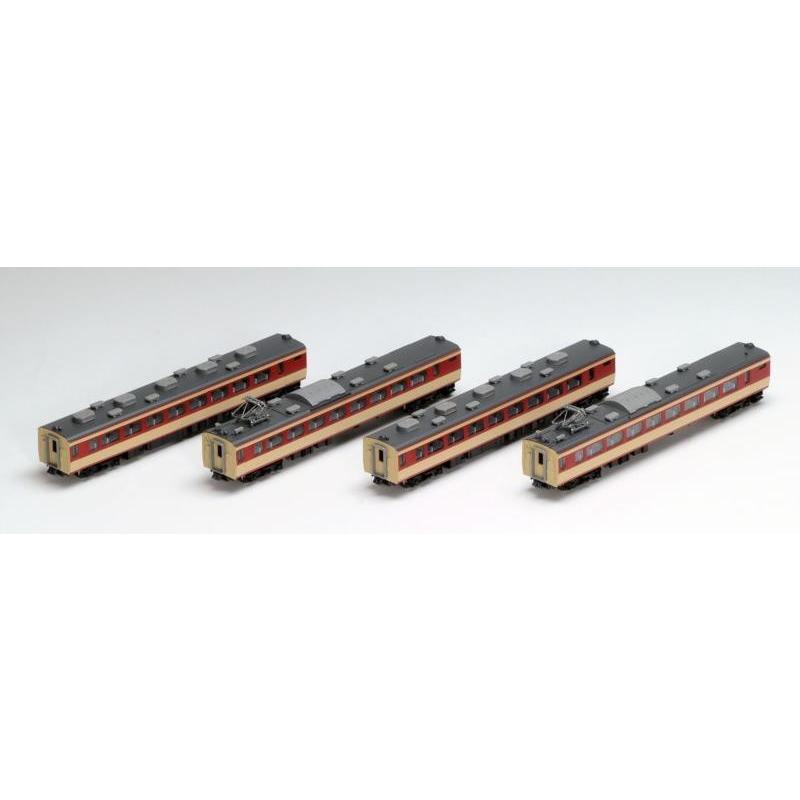 トミックス(TOMIX) 鉄道模型 Nゲージ 98255 183(189)系特急電車(房総特急・グレードアップ車)増結セット