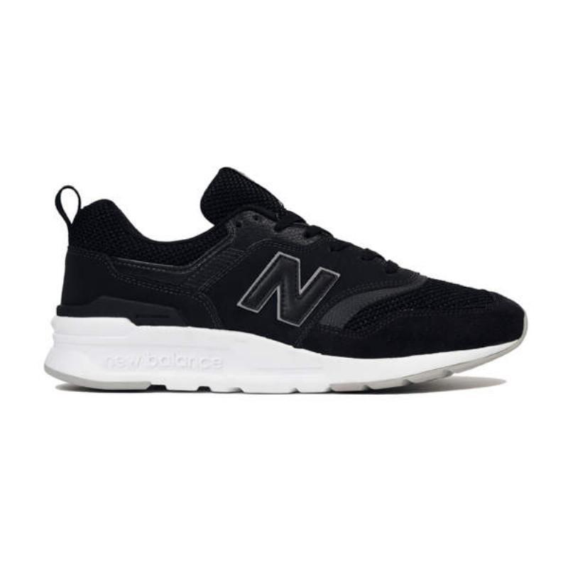 ニューバランス(New Balance) LYFESTYLE CM997H CM997HBCD 黒 25.0cm