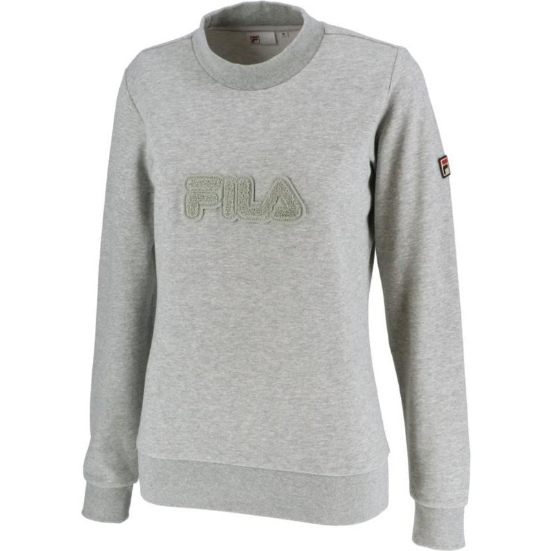 FILA(フィラ) トレーナー レディース VL2015 モクグレー XL