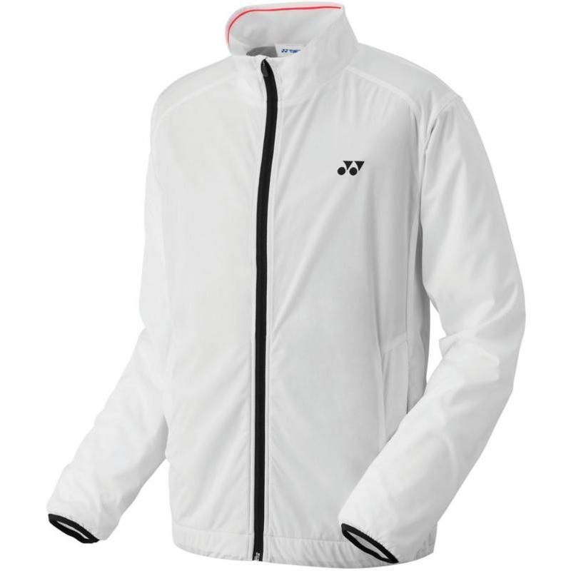 Yonex(ヨネックス) 裏地付プロテクトソフトシェルジャケット ユニセックス 51023 ホワイト M