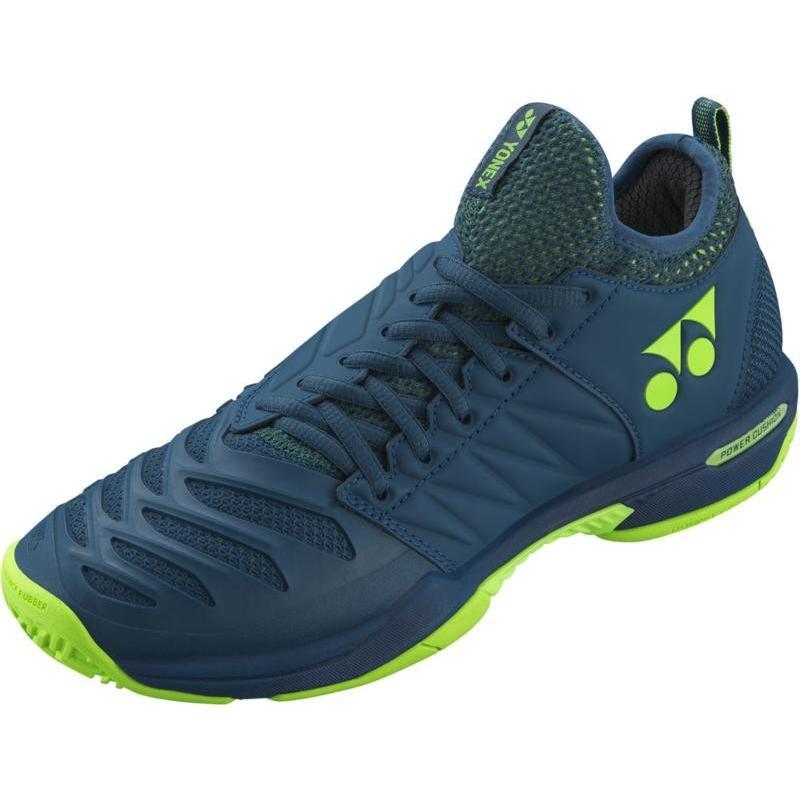 Yonex(ヨネックス) テニスシューズ POWER CUSHION FUSIONREV3 MEN AC(パワークッション フュージョンレブ3 メン AC) SHTF3MAC ネイビーブルー 28.0cm