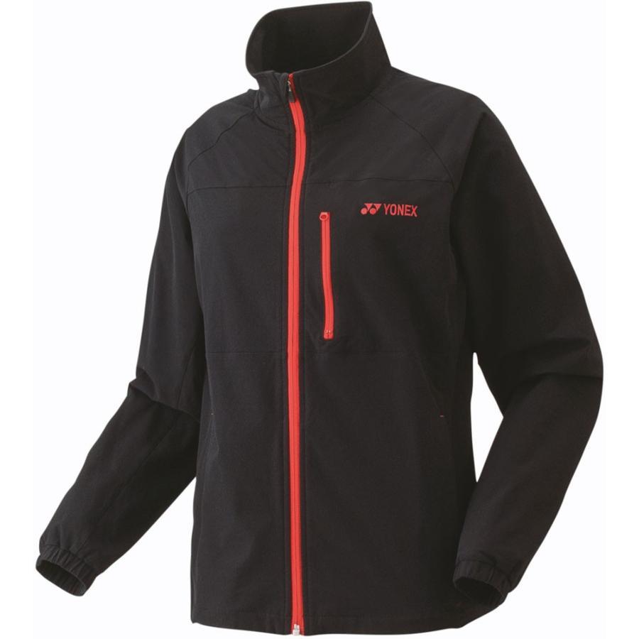 Yonex(ヨネックス) ウォームアップシャツ(フィットスタイル) ウィメンズ 57046 ブラック L