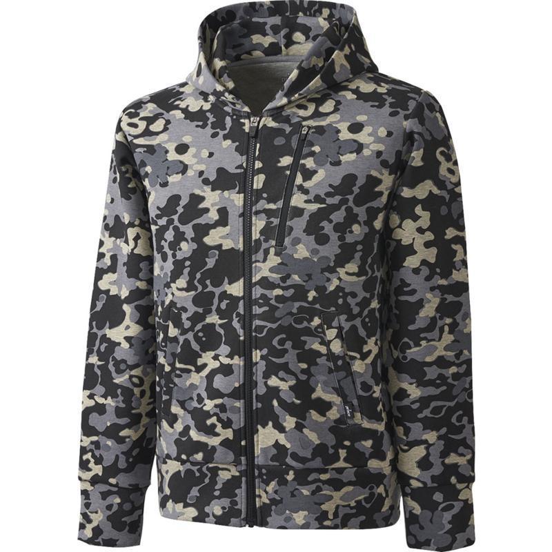 Prince(プリンス) ユニセックス スウェットフーデッドジャケット WU9510 CAC L