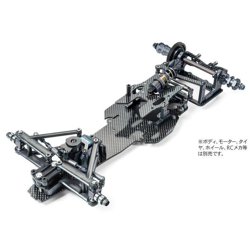 タミヤ(TAMIYA) 1/10RC TRF102シャーシキット ブラックエディション 84432