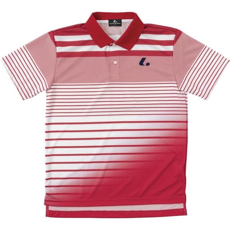 LUCENT(ルーセント) UNI ゲームシャツ レッド XLP8361 レッド O