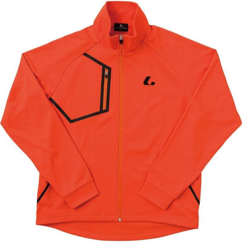 LUCENT(ルーセント) ユニセックス ウォームアップシャツ オレンジ XLW4802 オレンジ M