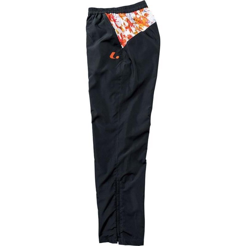 LUCENT(ルーセント) レディース ウインドウォーマーパンツ ブラック×オレンジ XLW7202 オレンジ O