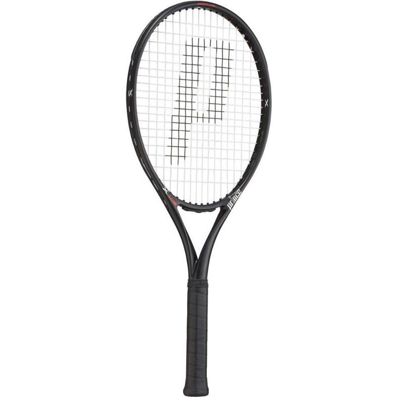 【初回限定】 Prince(プリンス) テニスラケット エックス105 ブラック 290g 7TJ081 2, Millky Way Shop f23bbc84