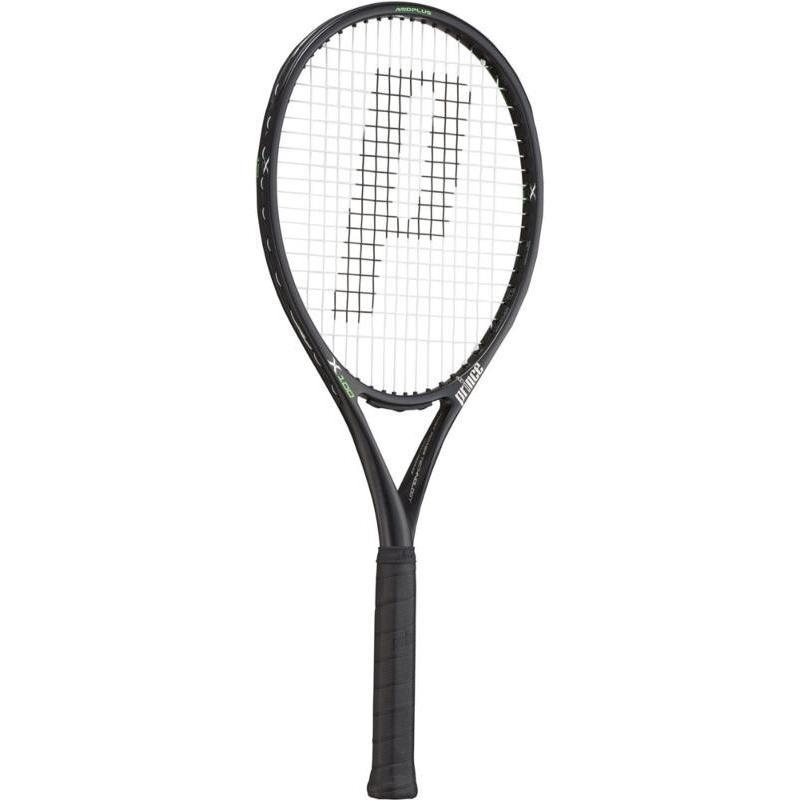 超美品 Prince(プリンス) テニスラケット 3 7TJ080 エックス100 左利キ用 ブラック 290g 左利キ用 7TJ080 3, 宮地楽器 ミュージックオンライン:9534d142 --- airmodconsu.dominiotemporario.com