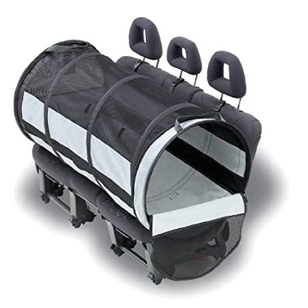 Petego Pet Tube Car Kennel, Large