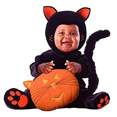 Tom Arma - Black Cat - Signature Limited Edition Baby Costume (Toddler 3-4T