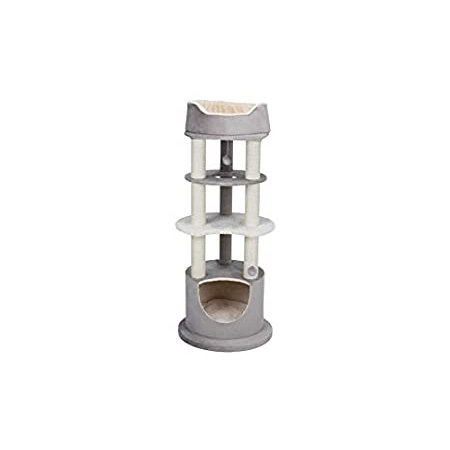 """Mix.Home Cat Tower Scratching Post, 54.3"""" H. Best Choice for Your cat. Cat'"""