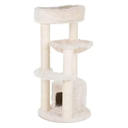"""Mix.Home Scratching Post for Cats, 38.5"""" H. Best Choice for Your Pets. Kitt"""