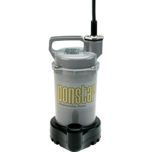 簡易汚物用 水中ポンプ ポンスター PSK-53210 工進 50Hz