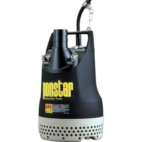 汚水用 水中ポンプ ポンスター PX-640 工進 60Hz