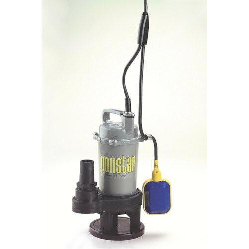 汚物用 水中ポンプ ポンスター PSK-640XA 工進 60Hz