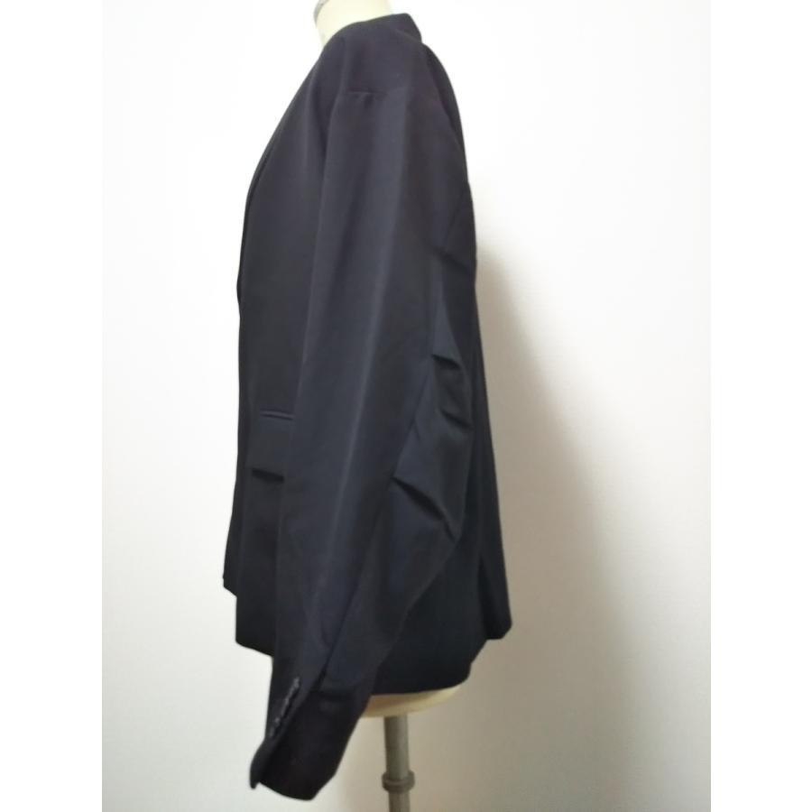 <SALE>30%OFF 定価\56,100 JieDa DOUBLE TAILORED JACKET(BLK) ジエダ ダブル テーラードジャケット ブラック|poompoom|03