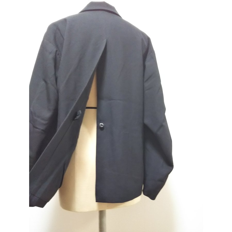 <SALE>30%OFF 定価\56,100 JieDa DOUBLE TAILORED JACKET(BLK) ジエダ ダブル テーラードジャケット ブラック|poompoom|06