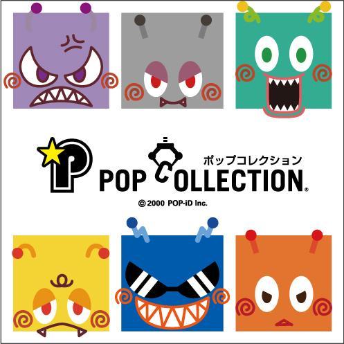 置物 かわいい 小さい 缶バッジ 缶バッチ 缶バッヂ スタンドクリップ付き スクエア 四角 青 ブルー アオビヨ pop-collection 14