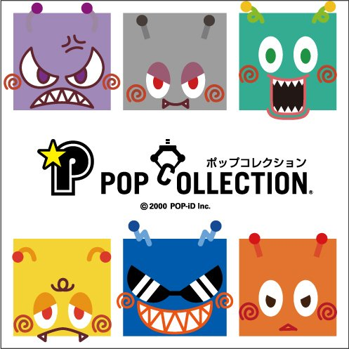 置物 かわいい 小さい 缶バッジ 缶バッチ 缶バッヂ スタンドクリップ付き スクエア 四角 紫 ムラビヨ|pop-collection|13