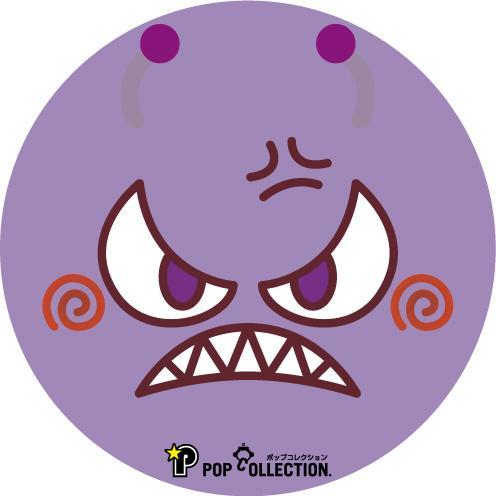 缶バッジ お得セット 6個セット 缶バッチ 缶バッヂ キャラクター オリジナル 可愛い 丸型38ミリ 宇宙人 ビヨ星人|pop-collection|05