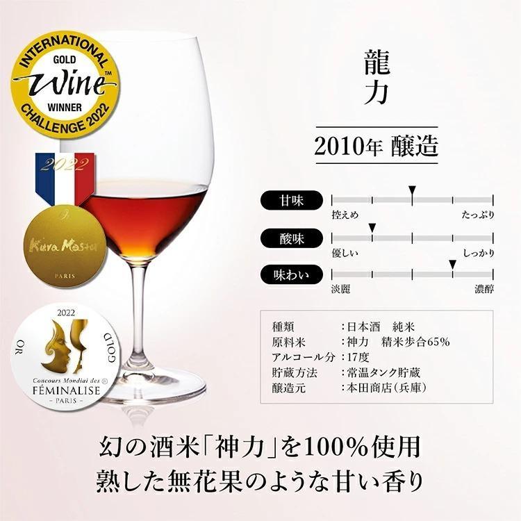 日本酒 高級 ギフト お中元 最長26年 長期熟成 「関西」古昔の美酒 年代別 飲み比べ 3本 セット poppingstand 13