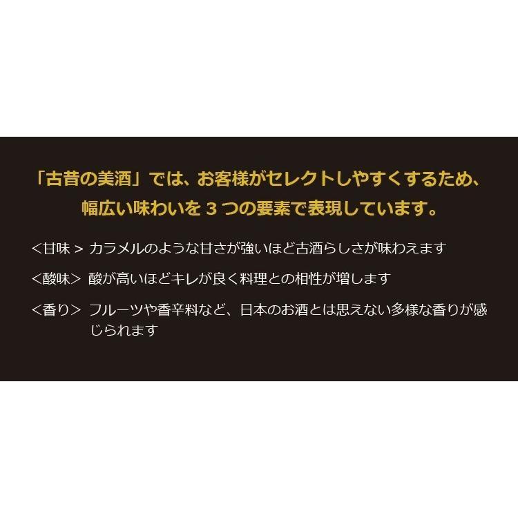 日本酒 高級 ギフト お中元 最長26年 長期熟成 「関西」古昔の美酒 年代別 飲み比べ 3本 セット poppingstand 10