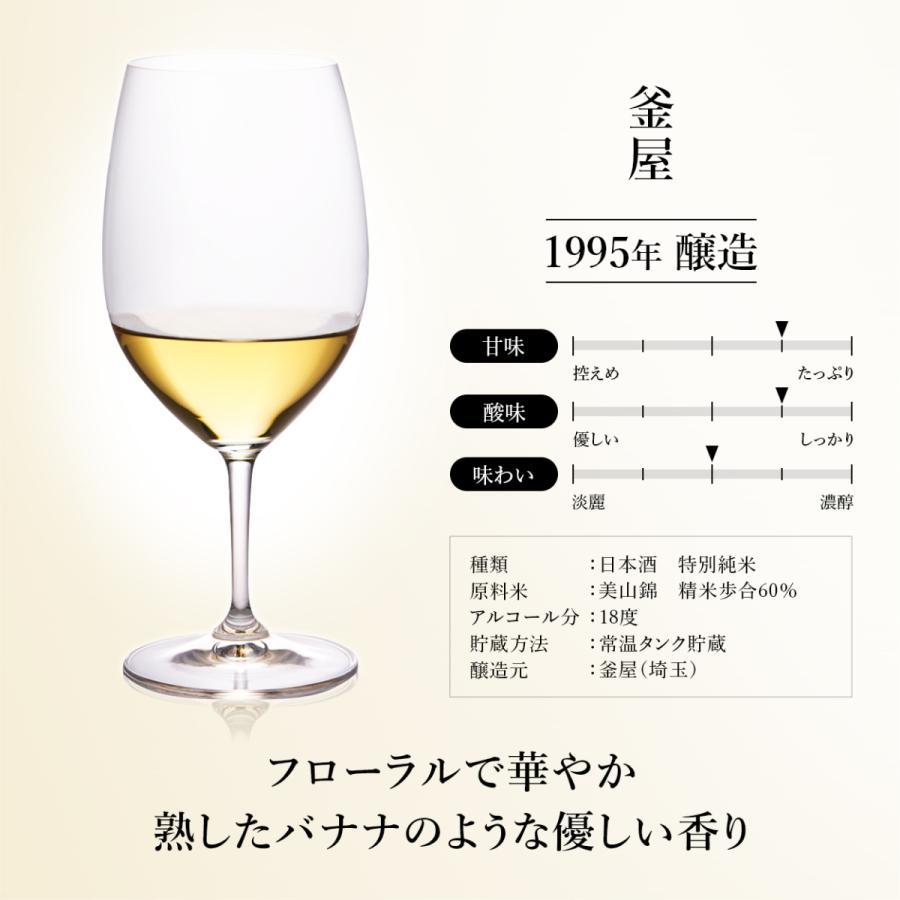 『光』日本酒 7銘柄 飲み比べ セット 高級 ギフト 最長26年 長期熟成  Vintage1995〜2009【500限定】贈答品 還暦 誕生日 敬老の日 内祝 poppingstand 11