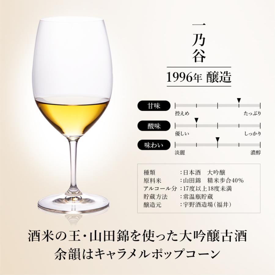 『光』日本酒 7銘柄 飲み比べ セット 高級 ギフト 最長26年 長期熟成  Vintage1995〜2009【500限定】贈答品 還暦 誕生日 敬老の日 内祝 poppingstand 12
