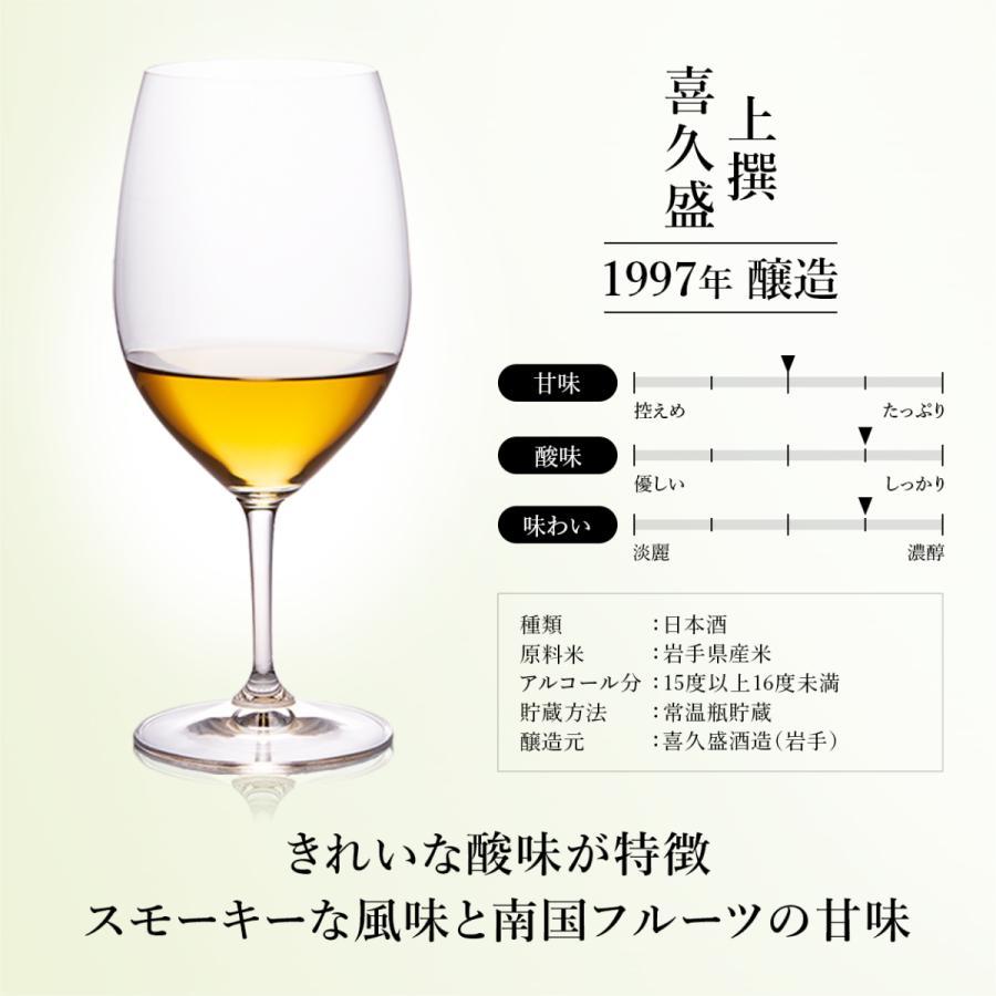 『光』日本酒 7銘柄 飲み比べ セット 高級 ギフト 最長26年 長期熟成  Vintage1995〜2009【500限定】贈答品 還暦 誕生日 敬老の日 内祝 poppingstand 13