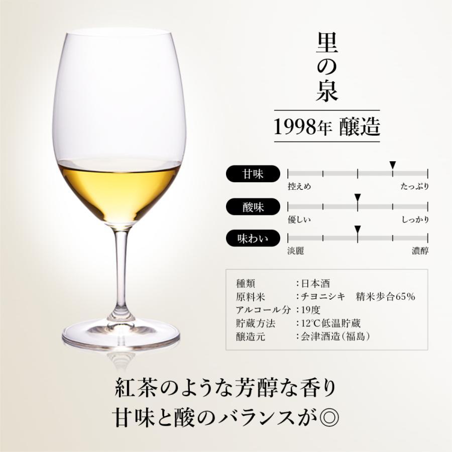 『光』日本酒 7銘柄 飲み比べ セット 高級 ギフト 最長26年 長期熟成  Vintage1995〜2009【500限定】贈答品 還暦 誕生日 敬老の日 内祝 poppingstand 14