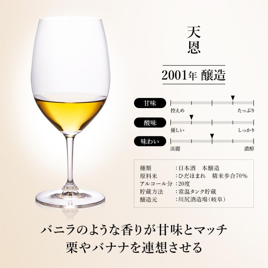 『光』日本酒 7銘柄 飲み比べ セット 高級 ギフト 最長26年 長期熟成  Vintage1995〜2009【500限定】贈答品 還暦 誕生日 敬老の日 内祝 poppingstand 15