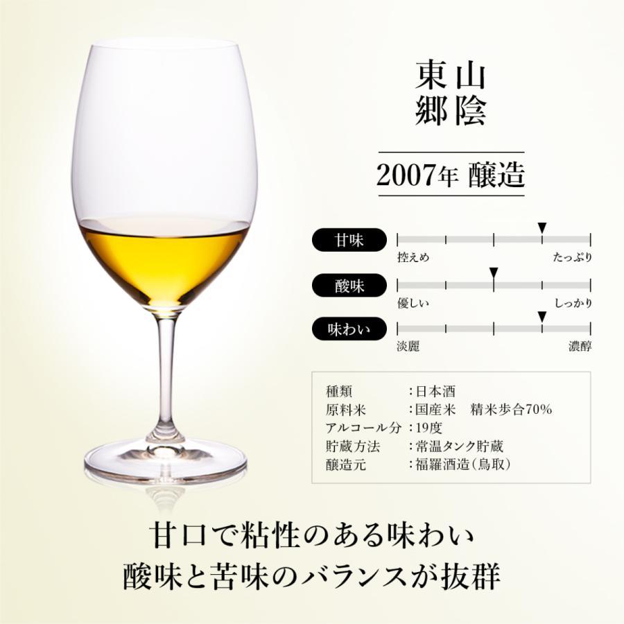 日本酒 最長23年熟成古酒を厳選 高級ギフト『古昔の美酒 天』Vintage1997,2007,2009 3種飲み比べセット 贈答品 誕生日 還暦祝 退職祝【限定生産】|poppingstand|08