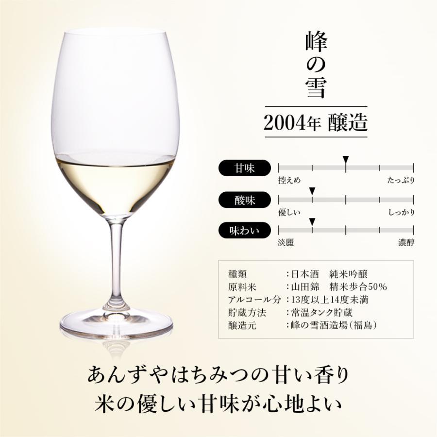 『蒼』日本酒 3銘柄 飲み比べ セット 高級 ギフト 最長38年 長期熟成 敬老の日|poppingstand|12