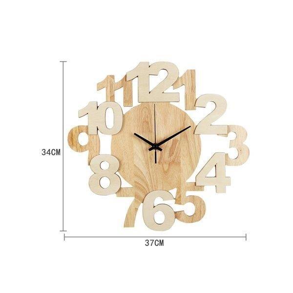 掛け時計 時計 壁掛け 大きい おしゃれ 可愛い ギフト お誕生日 お礼 祝い 結婚祝い 引越し祝い お返し 贈り物|porkojisan|03
