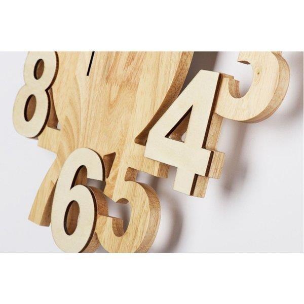 掛け時計 時計 壁掛け 大きい おしゃれ 可愛い ギフト お誕生日 お礼 祝い 結婚祝い 引越し祝い お返し 贈り物|porkojisan|05