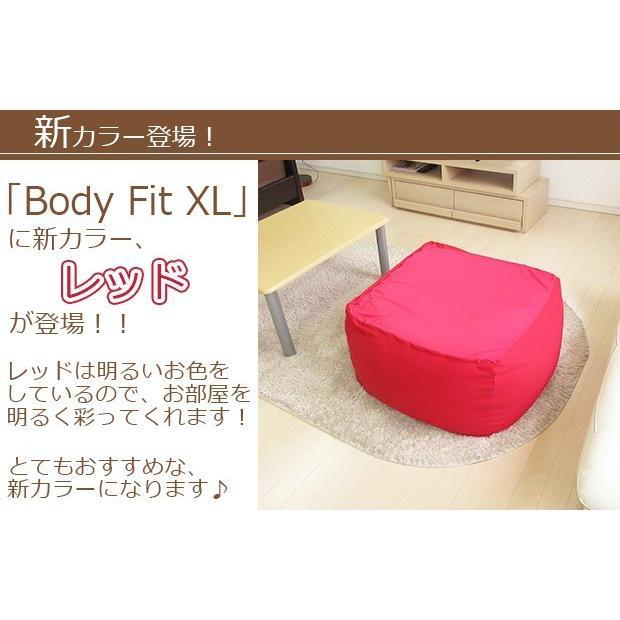 ビーズクッション キューブ ボリュームタイプ 9色 マイクロビーズ 日本充填 くせになる ビーズソファ カバーのみ丸洗い可|poruchan0820|13