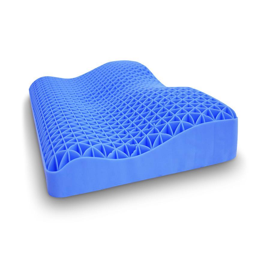 ジェル枕 天使がくれた魔法の枕 洗える枕カバー付き 丸洗い ゲル 新素材 gel 枕 快眠枕 健康枕 安眠 天使の枕 (750394)|poruchan0820|15