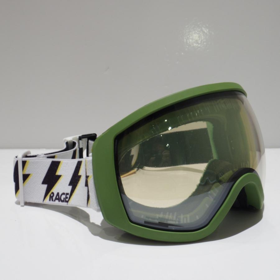 RAGE EYE INTERFACE BABY レイジ スノーボード スキー ゴーグル 国内正規品