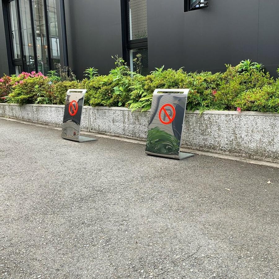 駐車禁止 看板 おしゃれ 駐車場 駐禁 パーキング ラグジーコーン No.2 NEO|post-sign-leon|08