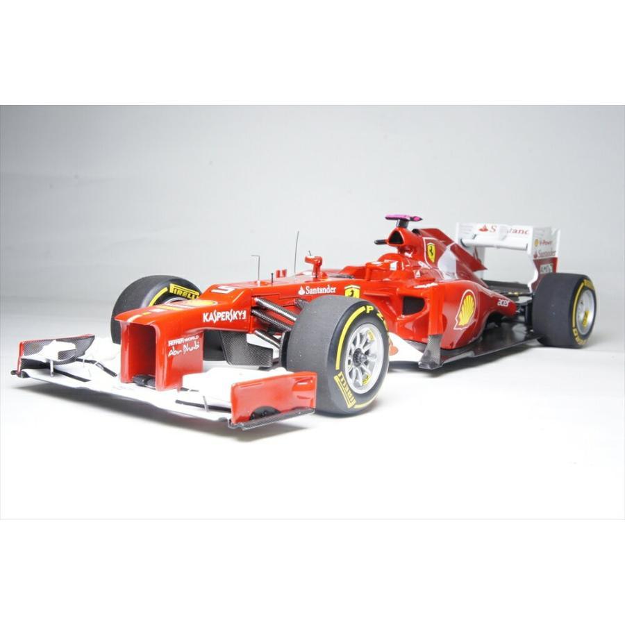 マテル 1/18 フェラーリ F2012 No.5 F1 2012 F.アロンソ 完成品ミニカー MT5484X