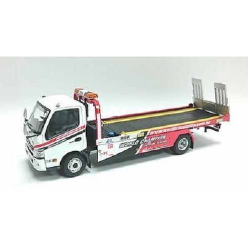 TINY Tiny 1/43 日野 300 ワールドチャンピオン 積載トラック 完成品ミニカー ATC43138