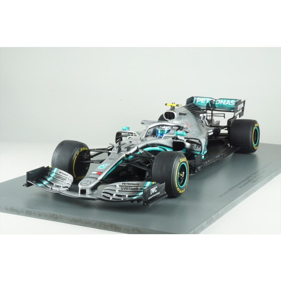 スパーク 1/18 メルセデスAMG F1 W10 EQ POWER+ No.77 ペトロナス 2019 オーストラリアGP ウィナー Vボッタス 完成品ミニカー 18S451