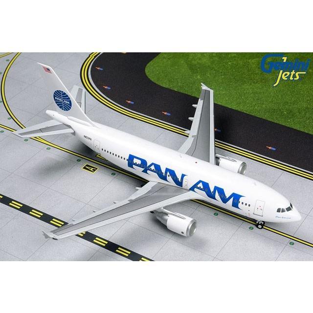ジェミニ200 1/200 A310-300 パンアメリカン航空 N823PA