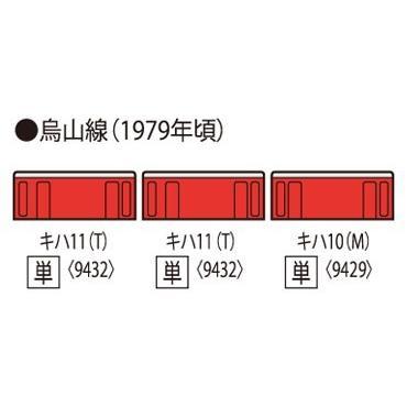 トミックス Nゲージ 国鉄ディーゼルカー キハ10形(首都圏色)(M) 鉄道模型 9429