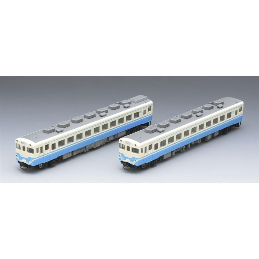 トミックス Nゲージ JR キハ58系急行ディーゼルカー(JR四国色)セット 鉄道模型 98045