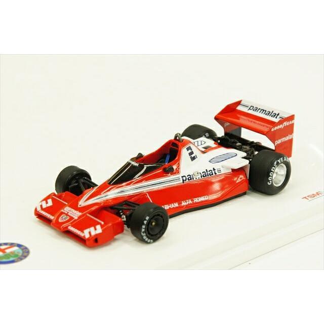 ミニカー トゥルースケール (TSM144304) 1/43 ブラバム BT46 アルファロメオ 1978年 南アフリカGP 3位 #2 J.Watson