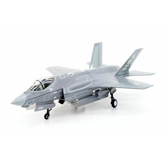 ミニカー エアフォース1 Air Force 1 (AF10008AB) 1/72 ロッキード・マーティン F-35A fighter jet model